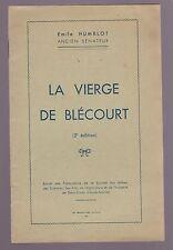 1947  HAUTE MARNE BLECOURT