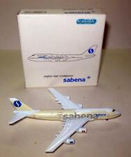 SCHABAK SABENA  B747-300 #901/6 MADE IN GERMANY 1:600 SCALE DIECAST