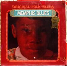 VARIOUS // Original Folk Blues - Memphis Blues / ORIGINAL US LP SEALED / Mint!