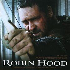 Robin Hood, New Music