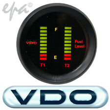VDO DIGITAL DUAL FUEL TANK GAUGE TOYOTA LANDCRUISER 60 70 75 80 100 SERIES