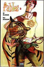 FABLES  N° 2   SEMIC BOOKS