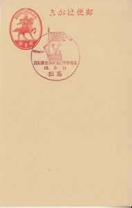 Marco Polo Incident & Navy Exhibition Special Postmark Japan 1938 R