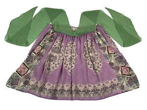 NWT ETRO Women's 100% Silk A-line Printed Skirt Multicolor Sz 44 IT $1420