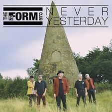 REFORM CLUB - NEVER YESTERDAY  CD NEW+