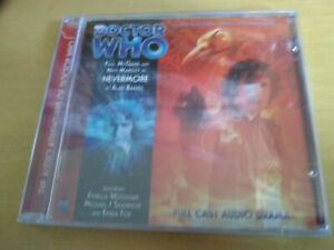 Big Finish CD Doctor Who- Nevermore, Paul McGann NEW SEALED