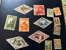 tannu tuva stamps collection m/u b613