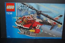 Set Lego CITY 7238 Complet