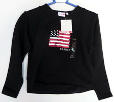 Esprit Girls Long Sleeve Top, Light Sweatshirt, Small, S, Age 10/11 Years Navy