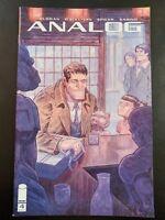 ANALOG #4a (2018 IMAGE Comics) ~ VF/NM Comic Book