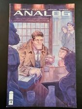 ANALOG #4a (2018 IMAGE Comics) ~ VF/NM Comic Book