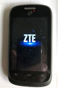 TracFone ZTE Valet Z665C 4GB - Black Smartphone - Lightly Used Great Condition