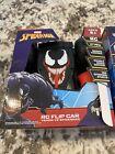 Marvel Spider-Man Venom  Vs  Spider-Man Remote Control RC Flip Car