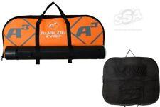 Avalon Bogentasche Tyro A3 mit Pfeilröhre orange