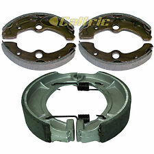 2003 2004 Yamaha Kodiak 400 YFM400 YFM 400 Rear Standard Brake Shoes for ATV