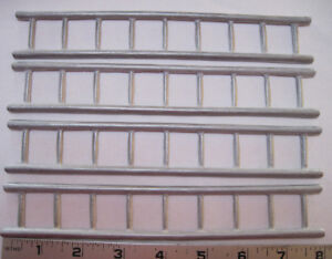 Four replacement 9 rung ladders for Wyandotte fire truck  Cheaper by 4