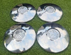 CLASSIC VW BEETLE, BAY WINDOW, T2, T25, CAMPER HUBCAPS / WHEEL TRIMS