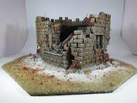 Wargames terrain scenery for warhammer mordheim hobbit lotr malifaux frostgrave