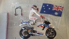 Kyosho 27 C. Stoner Figure MINICHAMPS 1/12 Ducati Gp09 2009 Moto GP Australia