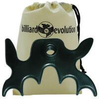 Imperial Billiard/Pool Cue Accessory: Slip-On/Portable Moosehead Bridge Head,