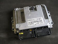 Ford Fiesta 1.0 Litre STCI Petrol Engine ECU  F1B1-12A650-AMC  0261S17807