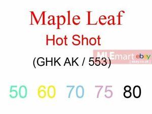 Maple Leaf Hot Shot for GHK - Hop Up Rubber Bucking ( 50 60 70 75 80 )