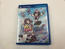 BRAND NEW NOT SEALED PS Vita GalGun Double Peace Game RARE AS!FAST POST! Gal Gun