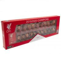 Liverpool FC SoccerStarz League Champions 21 Player Team Pack Birthday Xmas Gift