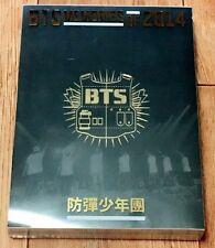 BTS - MEMORIES OF 2014 3DVD + 100p Photo Book KPOP Concert Goods
