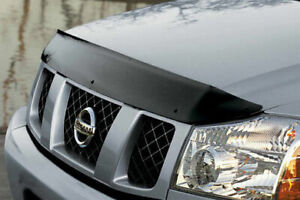 Genuine Nissan Titan Armada Smoke Hood Protector 2004-2015 NEW OEM