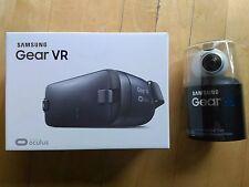 Samsung Gear 360 Kamera (SM-C200) & Gear VR Brille (SM-R323)   *** NEU & OVP ***