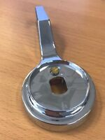 Part # MLH-MET Lever Handle Fits Mixet Brand New Chrome Plated