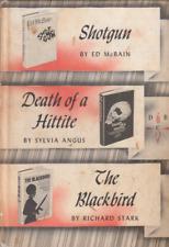 The Blackbird by Richard Stark - Shotgun by Ed McBain + 1 more BCE Omnibus