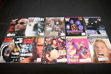 WWF MAG+RAW MAG READER SET/LOT 77PC