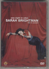 Sarah Brightman: One Night in Eden - Live In Concert DVD - Brand New MINT Sealed