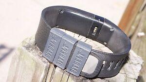 Bitbelt 3 Pack Black Fitbit Force,Charge, HR, Vivosmart, Disney Magic Band Adult