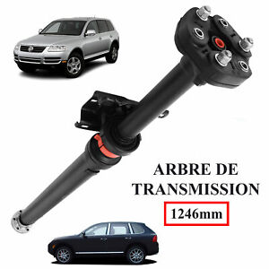 PORSCHE CAYENNE (955) & VW TOUAREG (7L) ARBRE TRANSMISSION NEUF 1246mm