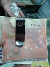fermasoldi in ARGENTO 925 con stampino 925 bellissimo