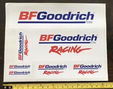 Bfgoodrich 1sheet7pcs Racing Stickers Decals Offroad Overland Utv Ultra4 Drags