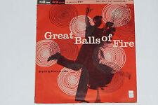 "Tony Wilson-Jimmy Carroll & Orchestra/Bob Miller-Jimmy Carroll - 7"" 45"