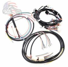 harley softail wiring harness in Parts & Accessories | eBay on