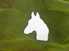 Pferd / Pferdekopf aus Sperrholz / Basteln / Dekoration Kindergeburtstag