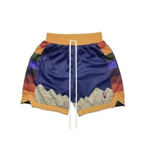 Collect and Select Mile High City Tent & Trail Swingman Shorts - Size S