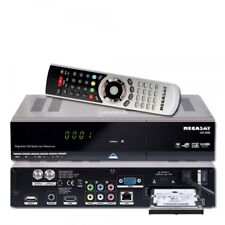 Megasat HD 935 Twin Tuner HDTV Sat Receiver 500GB Festplatte intern kein HD+