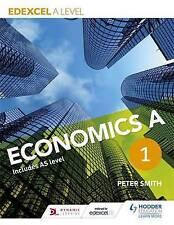 Edexcel A level Economics A Book 1 by Peter Smith (Paperback, 2015)