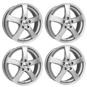4 Dezent RE wheels 6.5Jx16 4x100 for Daihatsu Charade Copen Materia Siron Trevis