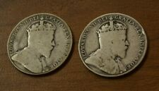 Canada 50 Cents 1907 canada 50 cents 1910