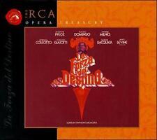 Verdi: La Forza del Destino (CD + Book, 1998, 3 Discs, RCA) COMPLETE