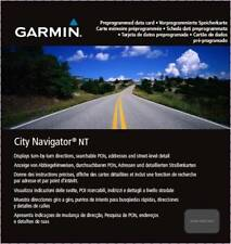 Garmin City Navigator South Africa Maps SD Card 010-11595-00 Southern Africa