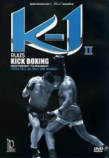 K1 Kick Boxing: Europe Vol.2 DVD